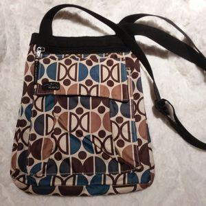 Kavu Crossbody Bag Earth Tones Adjustable Strap